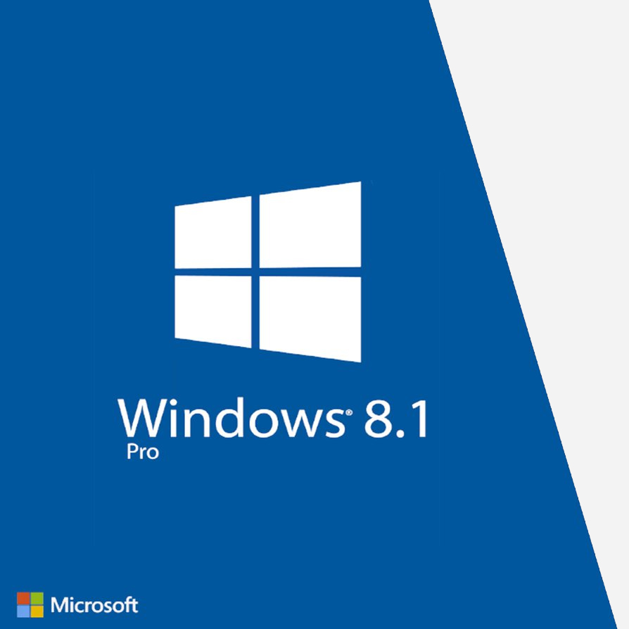 19149423e Windows 8.1 Pro OEM – 1 PC ( Instant License & Download )