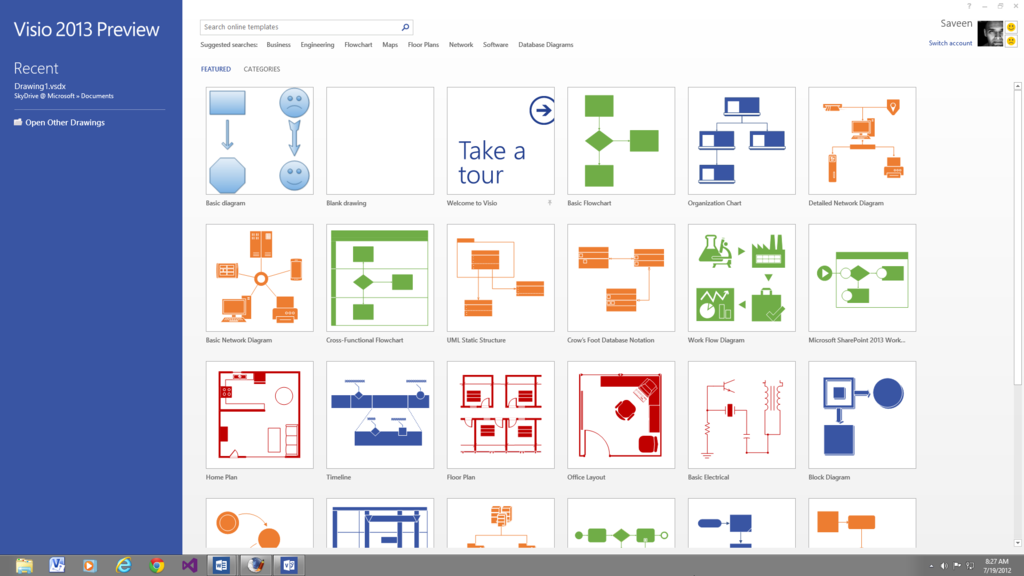 visio 2013 free download 64 bit