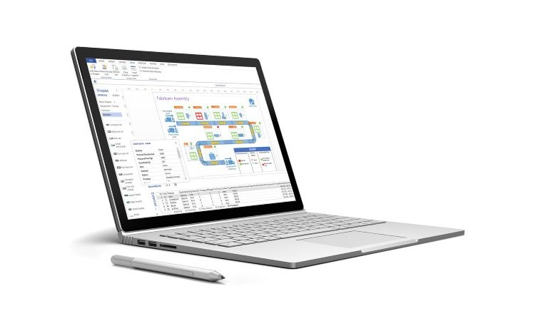 how to add layers in visio 2016