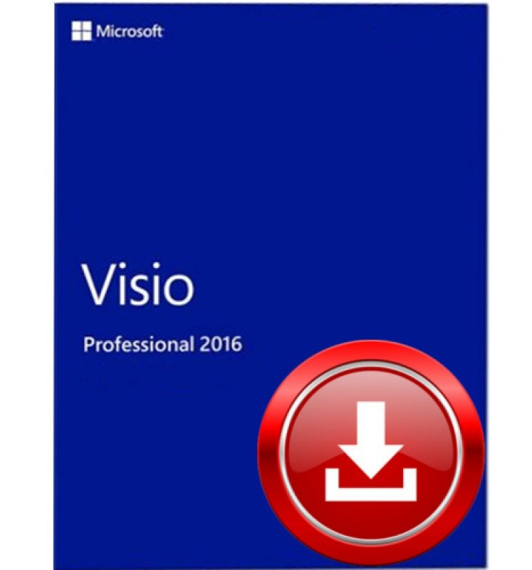 microsoft visio professional 2016 32 64 bit license download ms office works. Black Bedroom Furniture Sets. Home Design Ideas