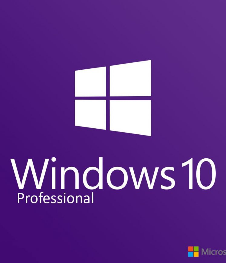 Windows® 10 Pro - Retail License ( Instant 64-BIT & 32-BIT Download )