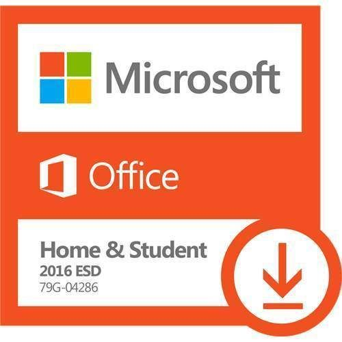 microsoft office 2016 home and student for 1 windows pc ms office works. Black Bedroom Furniture Sets. Home Design Ideas