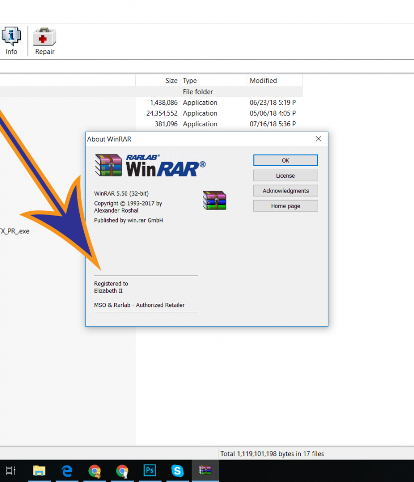 WinRAR 5 60 License - ( Latest Version Official Download ) Valid Until  Purchase » MS OFFICE WORKS