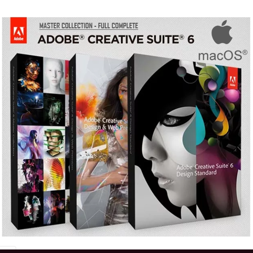 Adobe Creative Suite 6 Master Collection For Mac Full Retina Edition New Year Sale Ms Office Works